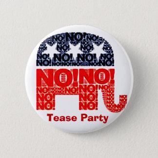 Tease Party - Button