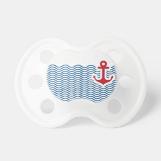 Teat 0-6 month - Pirate Little Baby Pacifiers