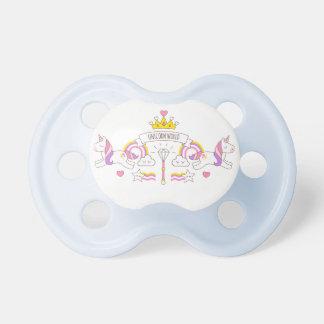 Teat Baby Princess Pacifier