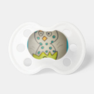 teat chick in her shell baby pacifier