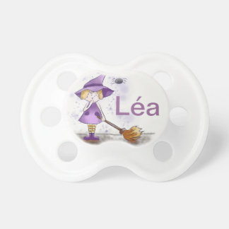 teat Lea witch Pacifiers