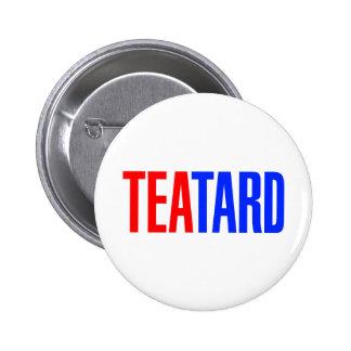 Teatard Tea Party Pins