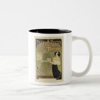 Teatro Regio Torino Coffee Mugs