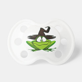Teats frogs sorcière0 in 6 BooginHead® months Baby Pacifier