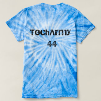 Tech Army Tye dye shirt