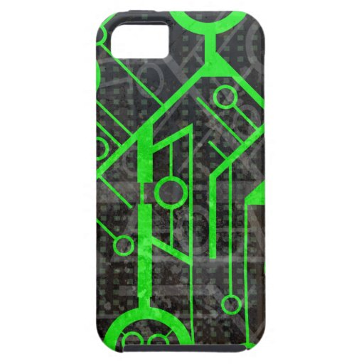 Tech iPhone 5/5S Cover