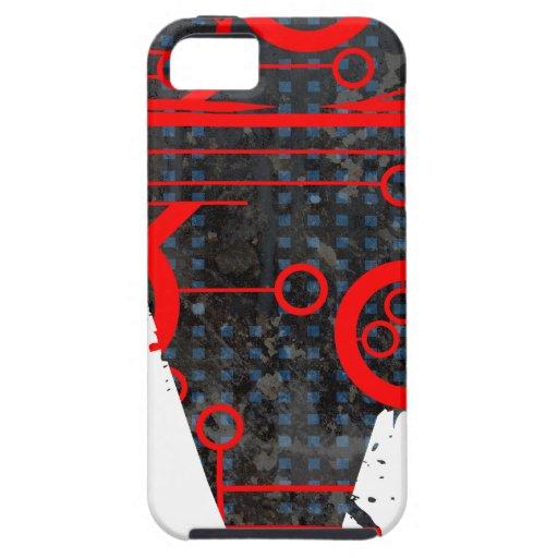 Tech iPhone 5 Case