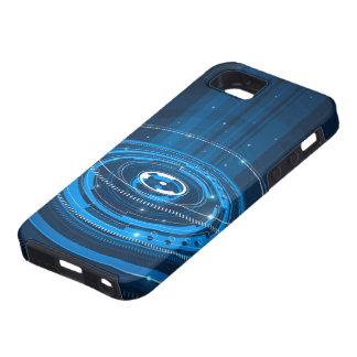 Tech design iPhone case