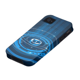 Tech design iPhone case iPhone 4 Cover