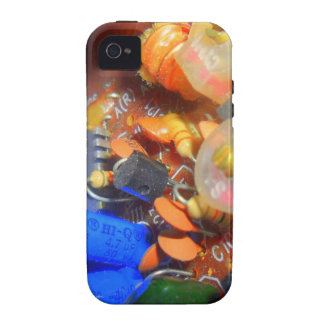 tech design look inside Case-Mate iPhone 4 cover
