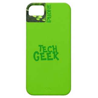 Tech Geek Iphone case Case For The iPhone 5