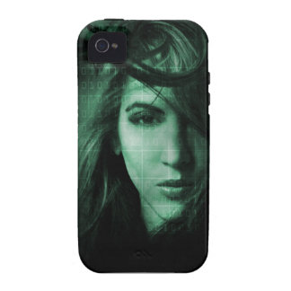 Tech girl Case-Mate iPhone 4 cases
