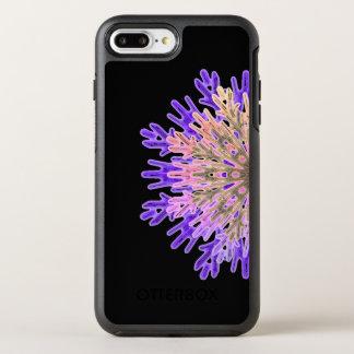 ~Tech~Lace~ Passion Flower bloom ~ OtterBox Symmetry iPhone 8 Plus/7 Plus Case