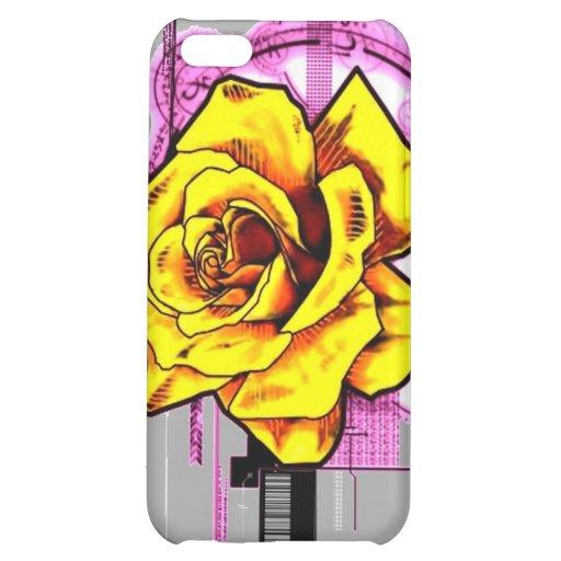 Tech Rose iPhone 5C Cases