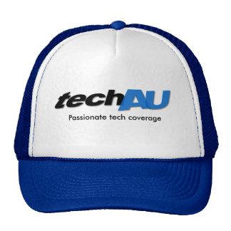 techAU Cap Mesh Hats