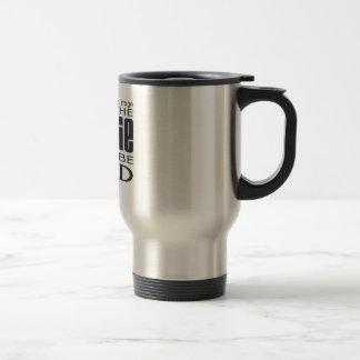 Techie God Stainless Steel Travel Mug