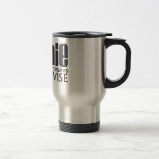 Techie Improvise Stainless Steel Travel Mug