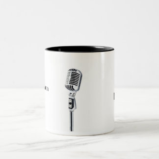 Techie,It Means;I Need... Two-Tone Mug