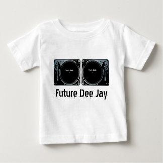 techkids, Future Dee Jay Baby T-Shirt