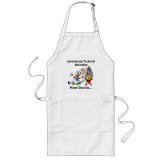 Technical Difficulties Long Apron