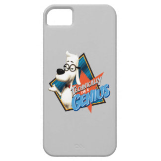 Technically I'm a Genius iPhone 5 Covers