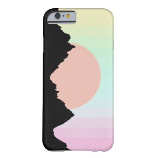 Technicolor landscape barely there iPhone 6 case