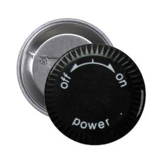 technics 1200 power pin