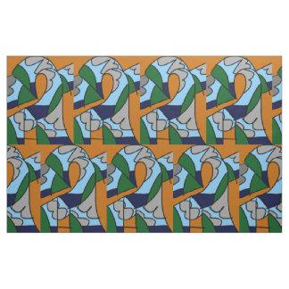 Techno #56 (2014) (Coal Coast) Fabric