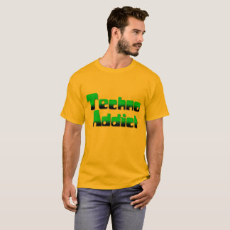 Techno Addict 2 Shirt