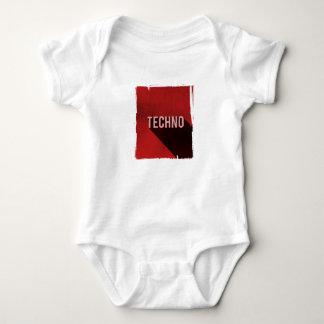 Techno Baby Bodysuit
