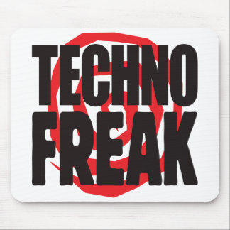 Techno Freak Mouse Pads