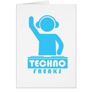 Techno Freaks Card