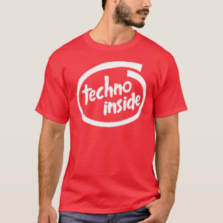 TECHNO INSIDE T-Shirt