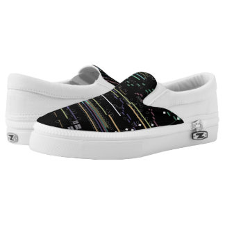 Techno Skin Printed Shoes