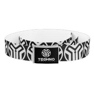 Techno Streetwear - Logo - Belt