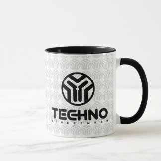 Techno Streetwear - Logo - Mug