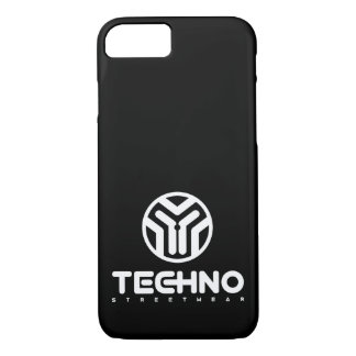 Techno Streetwear - Logo - Phone Case