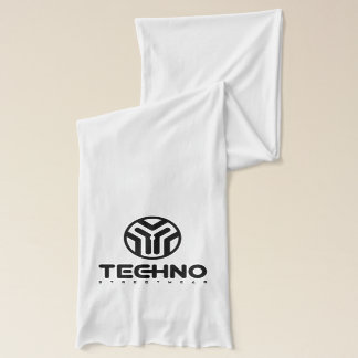 Techno Streetwear - Logo - Scarf
