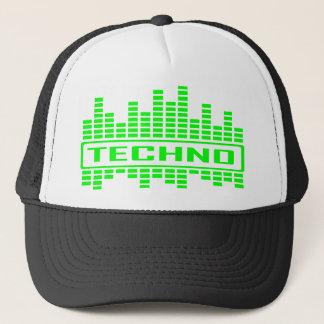 Techno Tempo design Trucker Hat