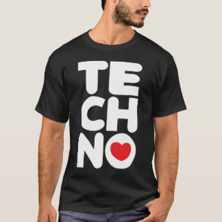 Techno Tower T-Shirt