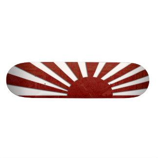 technojapan custom skate board