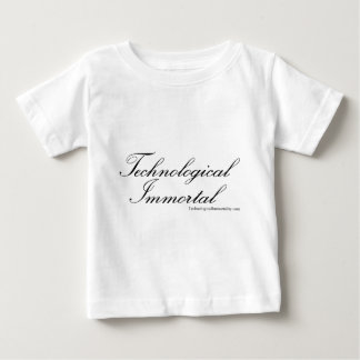 Technological Immortality T-shirts