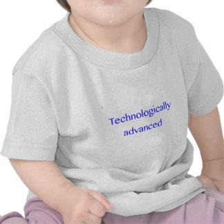 technologically advanced tshirt