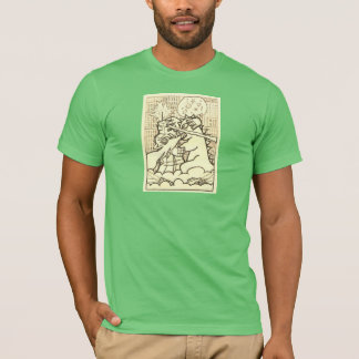 technology and nature T-Shirt