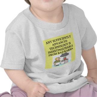technology karma shirts