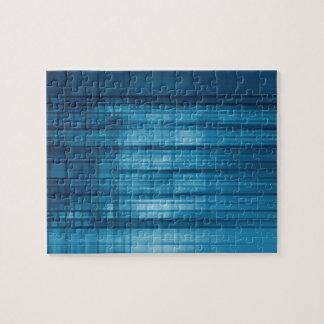 Technology Mosaic Background as a Tech Concept Art Jigsaw Puzzle