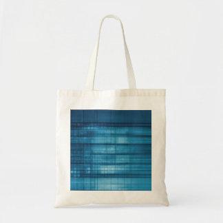 Technology Mosaic Background as a Tech Concept Art Tote Bag