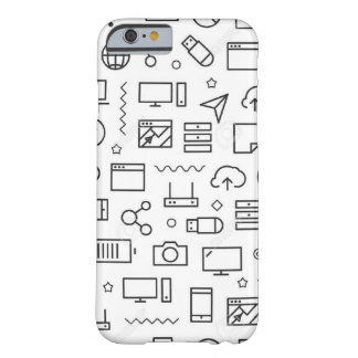 Technology Pattern - Iphone 6/6s Case