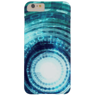 Technology Portal with Digital Circle Access Barely There iPhone 6 Plus Case