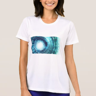 Technology Portal with Digital Circle Access T-Shirt